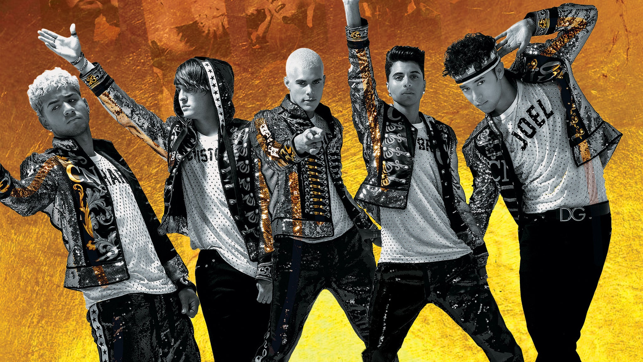 CNCO World Tour 2019 at AmericanAirlines Arena