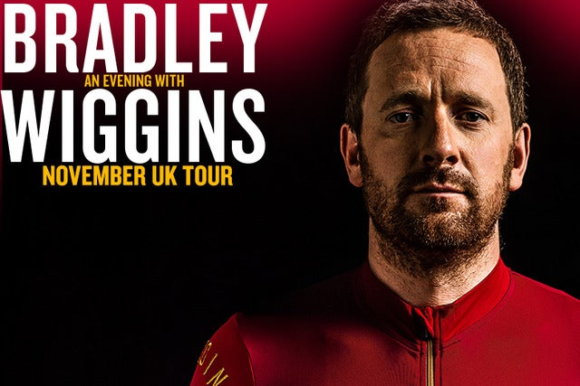 Bradley Wiggins: an Evening with tickets | Copyright © Ticketmaster