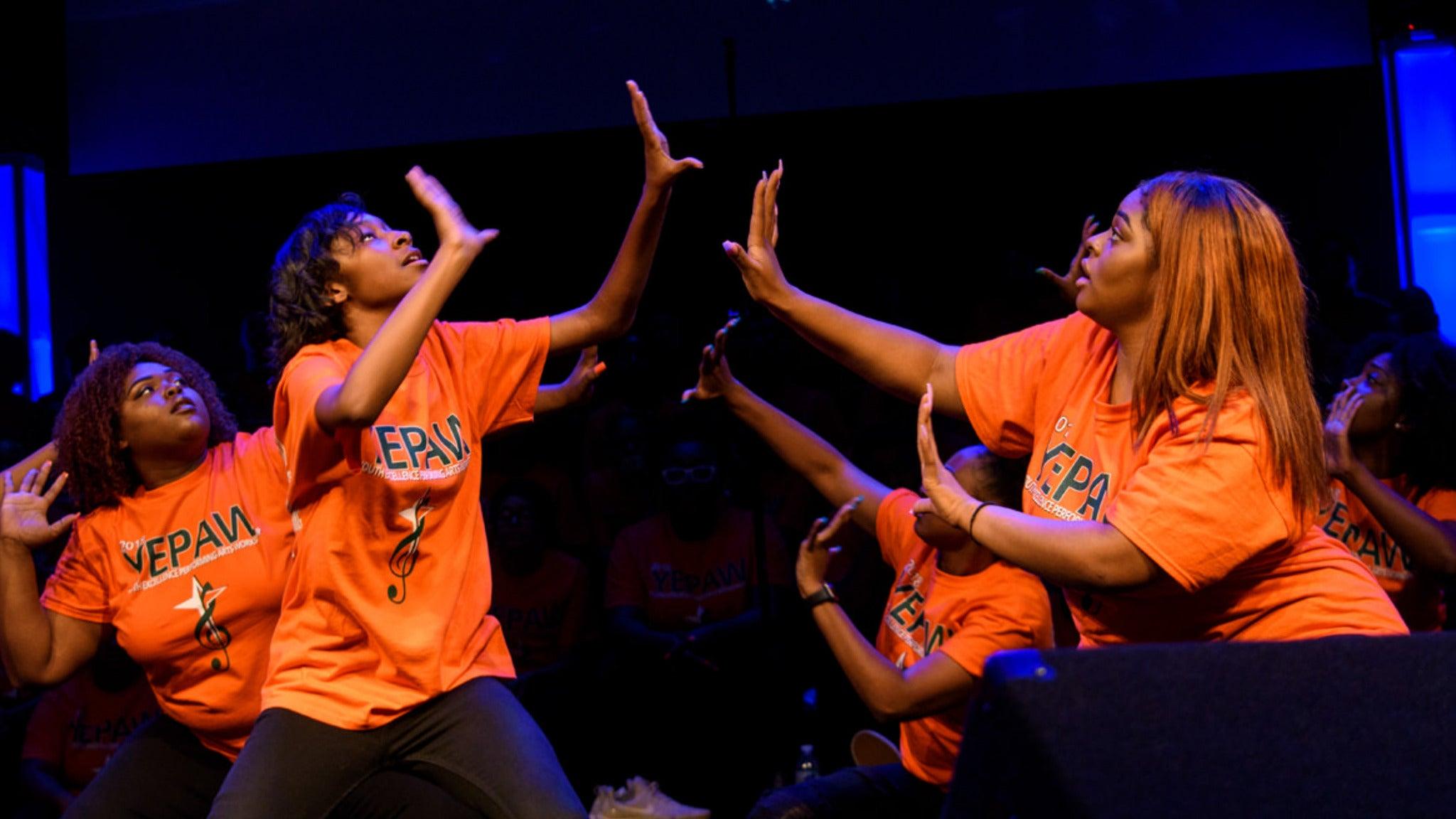 Soulcapella at E.J. Thomas Hall - The University of Akron