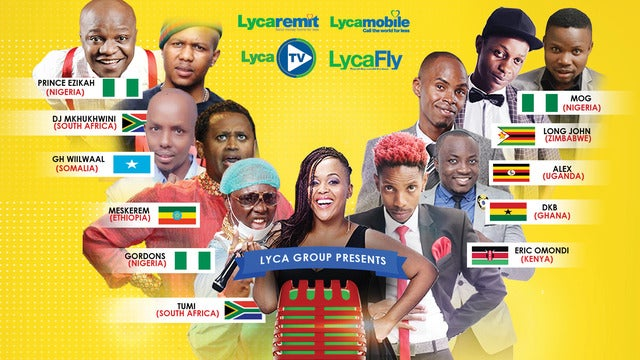 African Comedy Fesitval