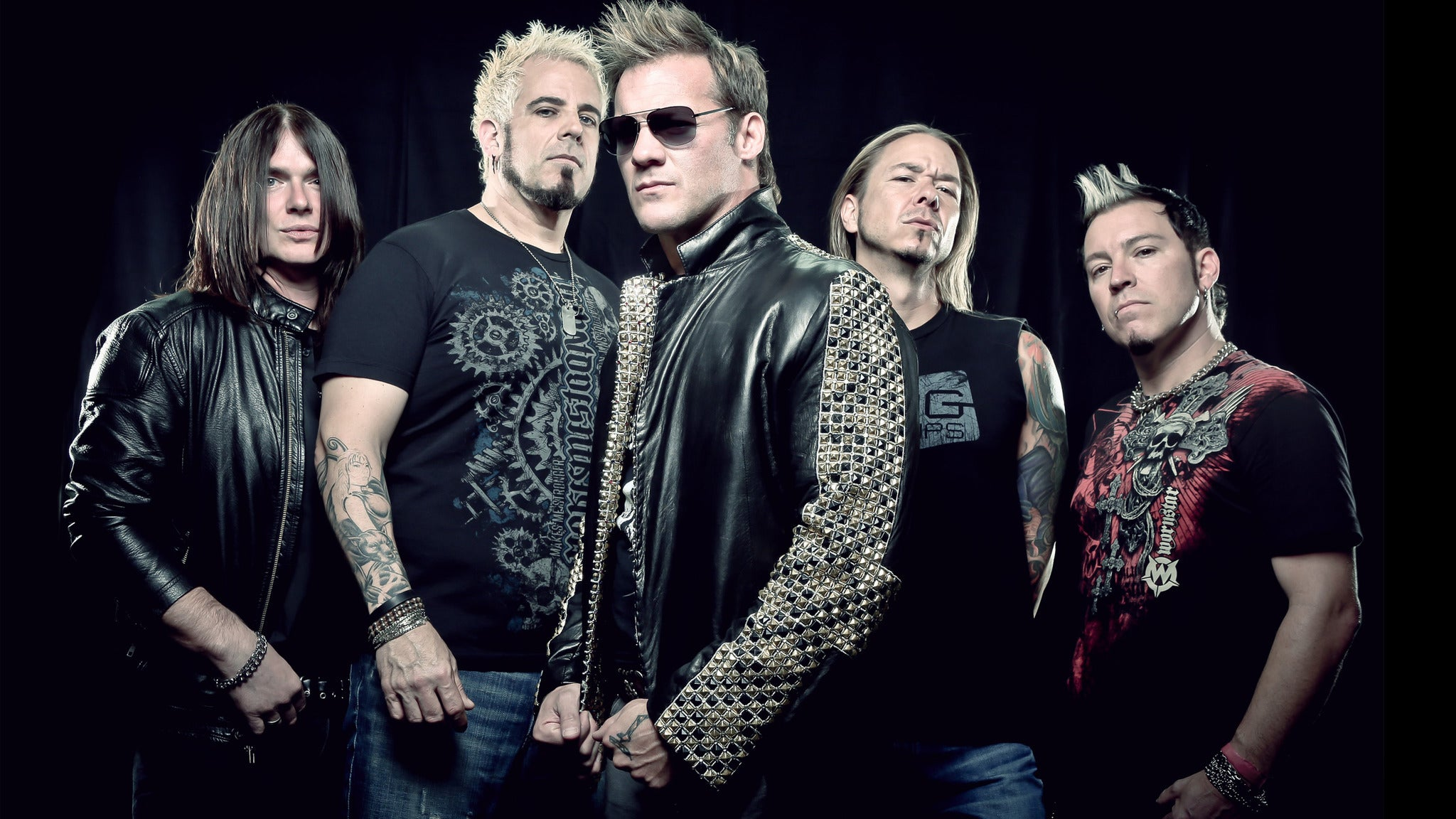 Fozzy - The Judas Rising Tour