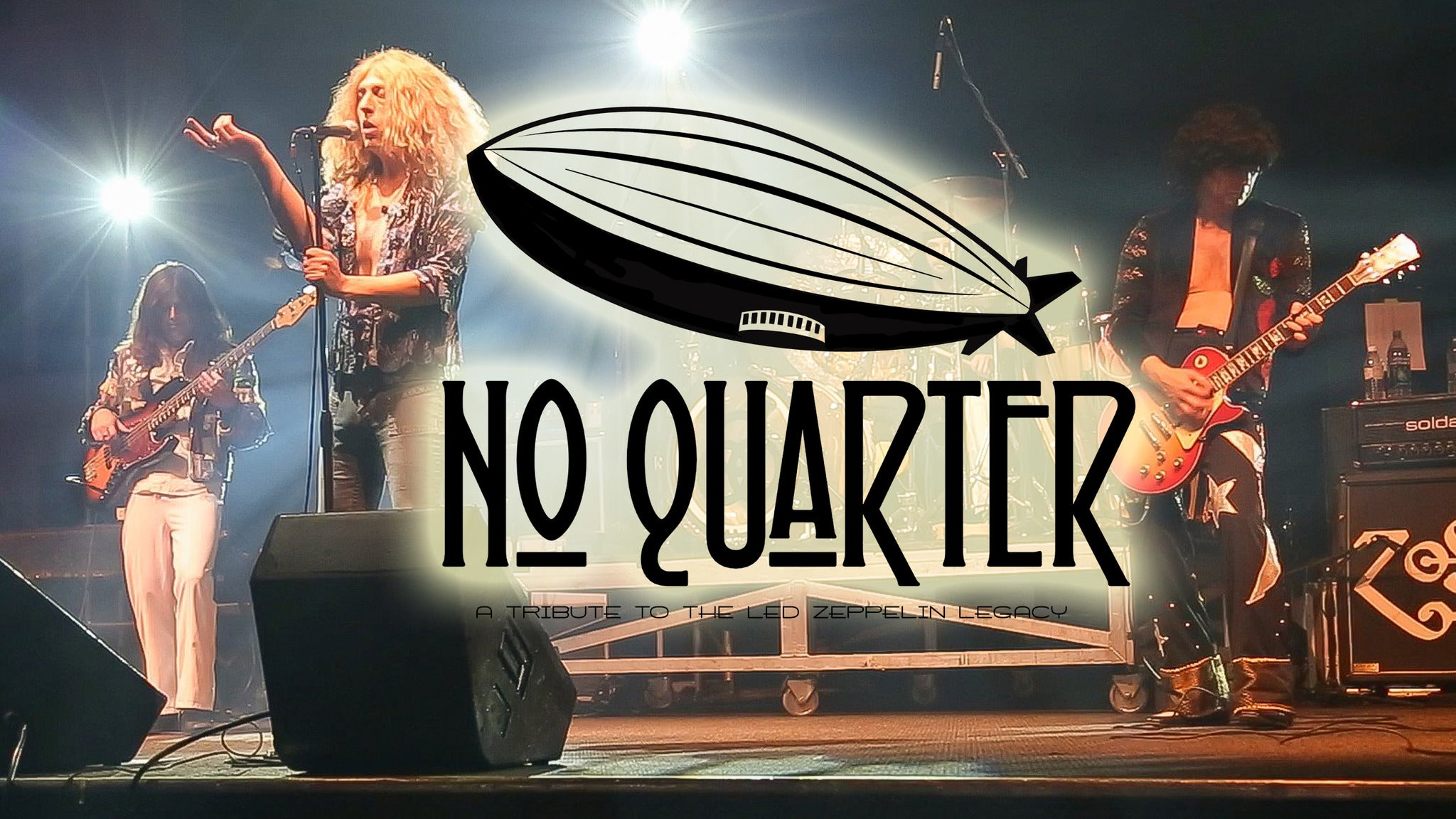 No Quarter - Milwaukee's Led Zeppelin tribute
