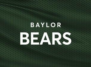 Baylor Bears Mens Basketball vs. Kansas State Wildcats Mens Basketball