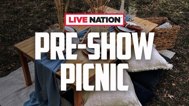 Jiffy Lube Live Pre-Show Picnic: Brooks & Dunn