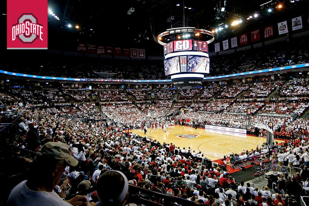 American Express Com >> Tickets   Ohio State Buckeyes Mens Basketball vs. West ...