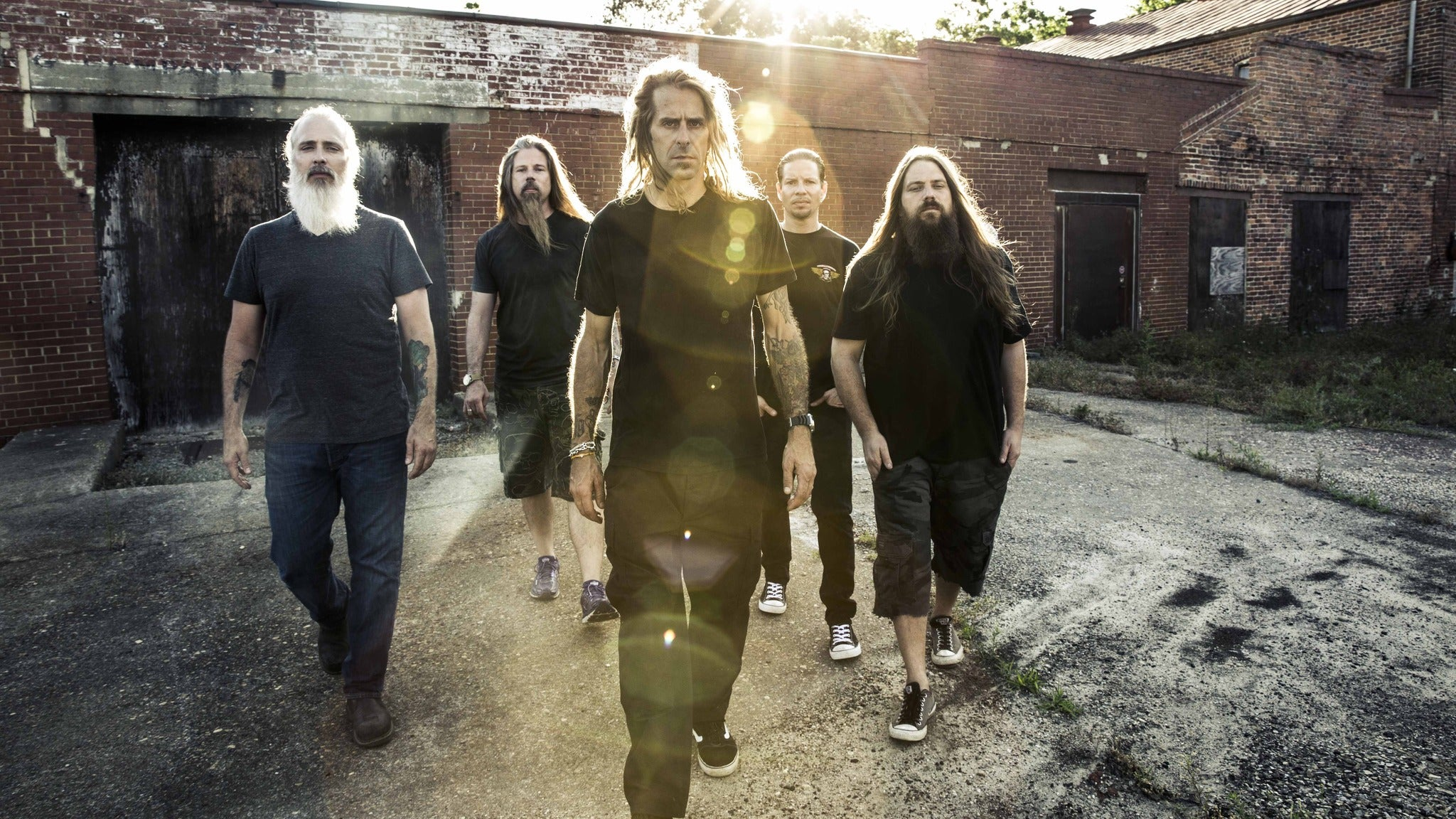 Lamb of God at The Dome at Toyota Presents Oakdale Theatre