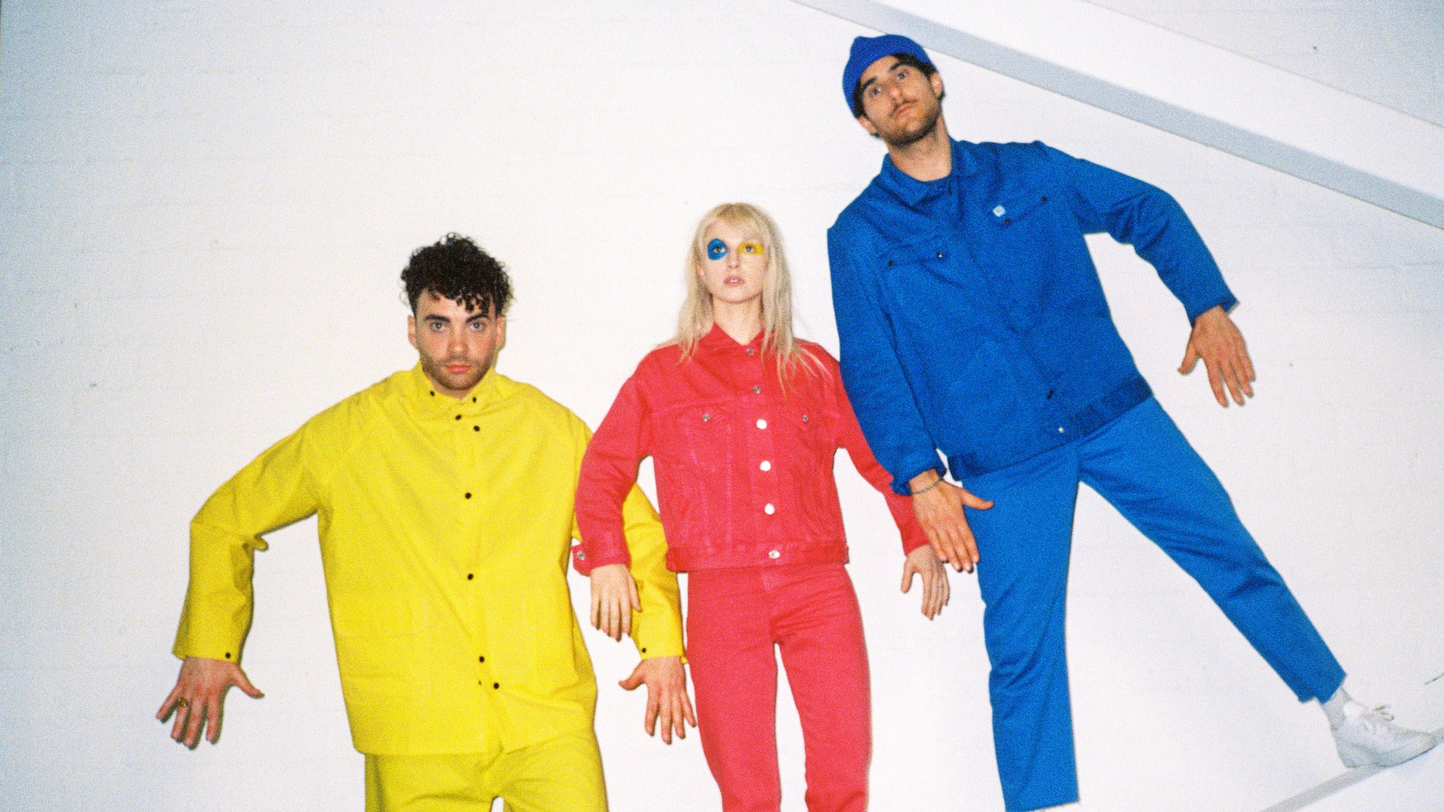 Paramore - Tour Two at Paramount Theatre-Oakland