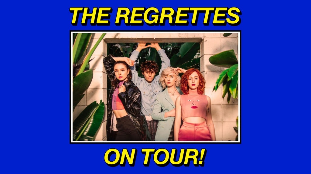 Hotels near The Regrettes Events