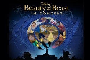Beauty & The Beast In Concert - Film With Live Orchestra & Singers