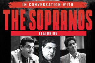 In Conversation with The Sopranos Bridgewater Hall Seating Plan
