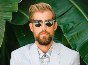 Andrew McMahon In the Wilderness - Upside Down Flowers Tour