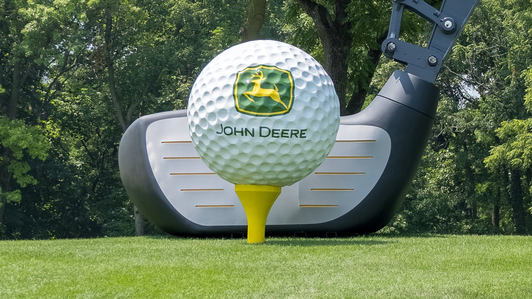 John Deere Classic Good Any One Day Ticket at TPC Deere Run