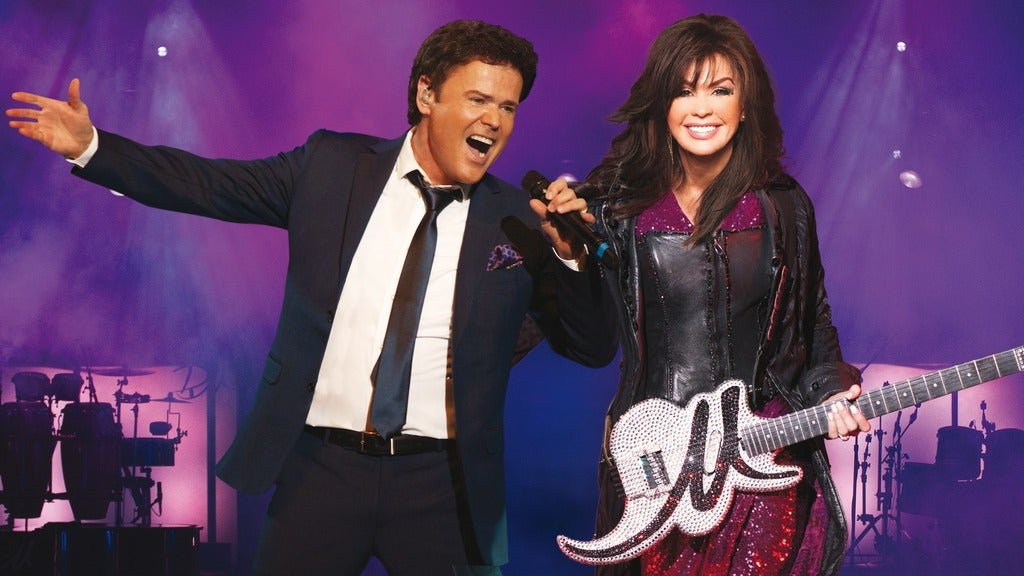Donny and Marie Osmond (Las Vegas)