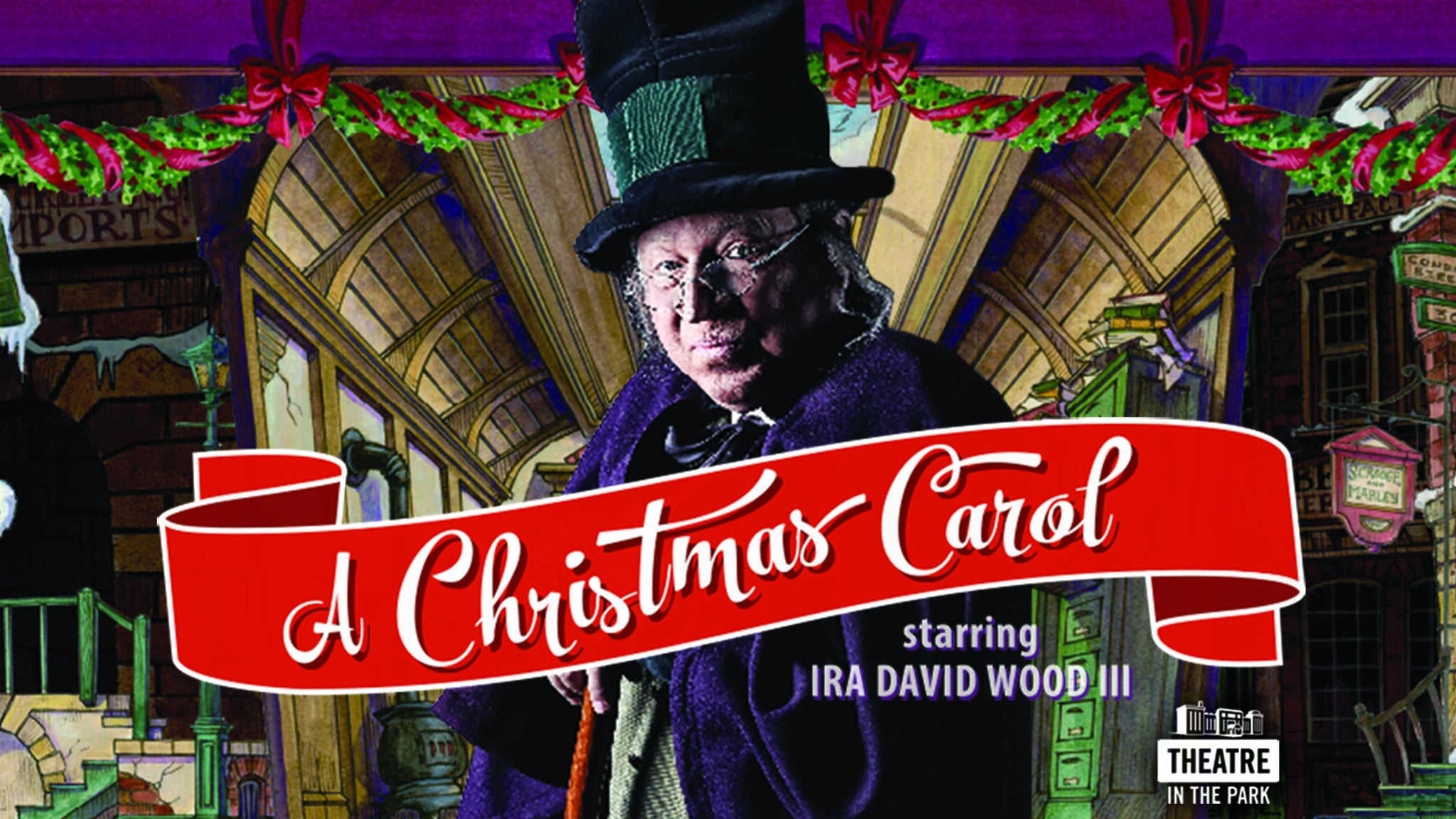 A Christmas Carol Dpac 2020 Theatre In the Park: a Christmas Carol Tickets | Event Dates