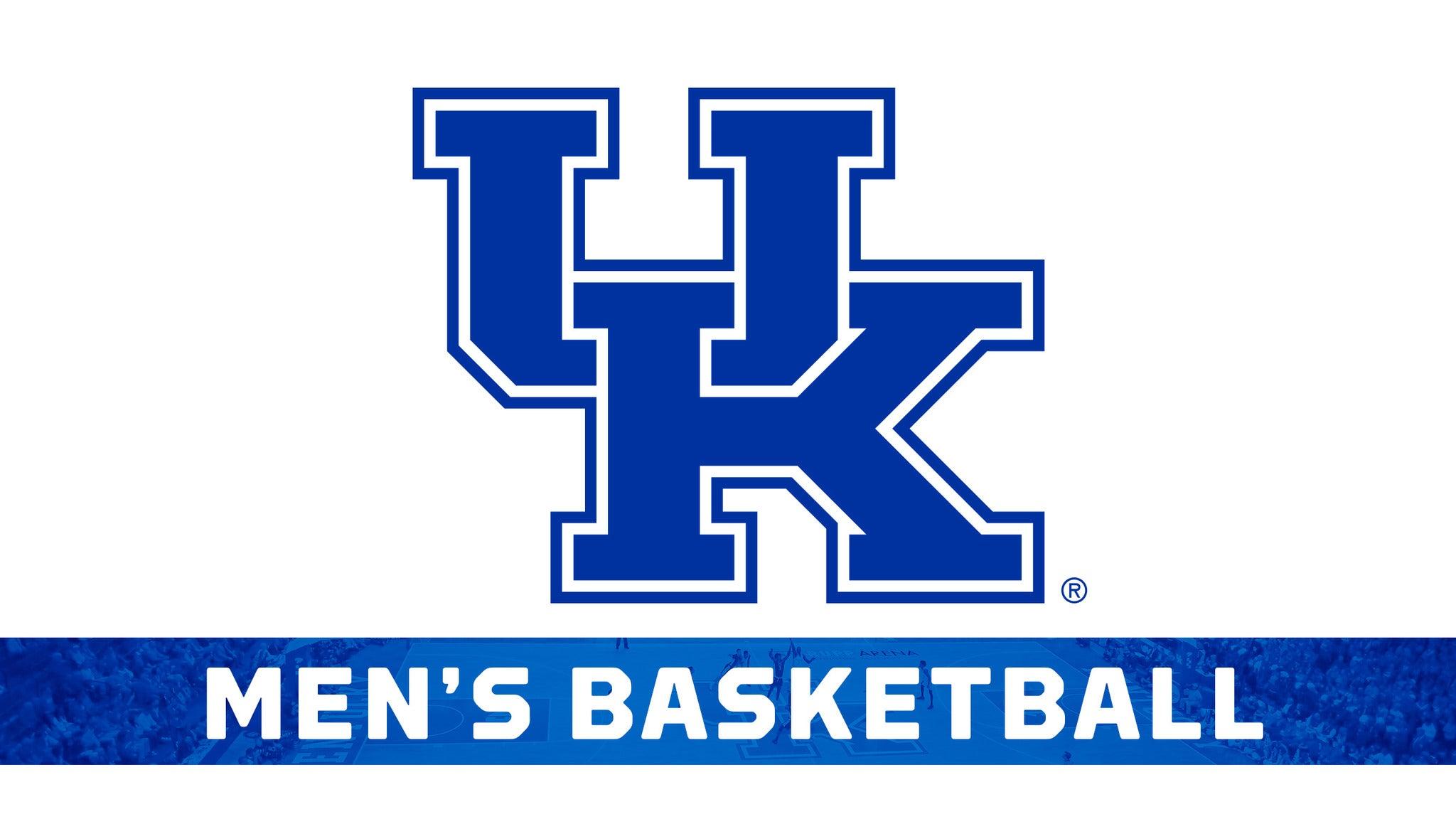 Kentucky Wildcats Mens Basketball vs. Mississippi State University Bulldogs Men's Basketball