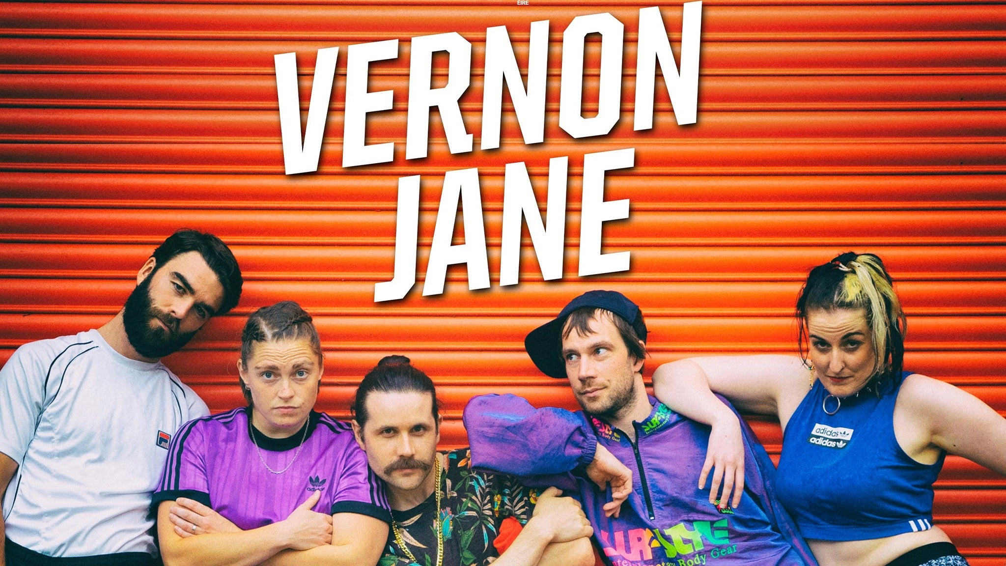 Image used with permission from Ticketmaster | Vernon Jane tickets