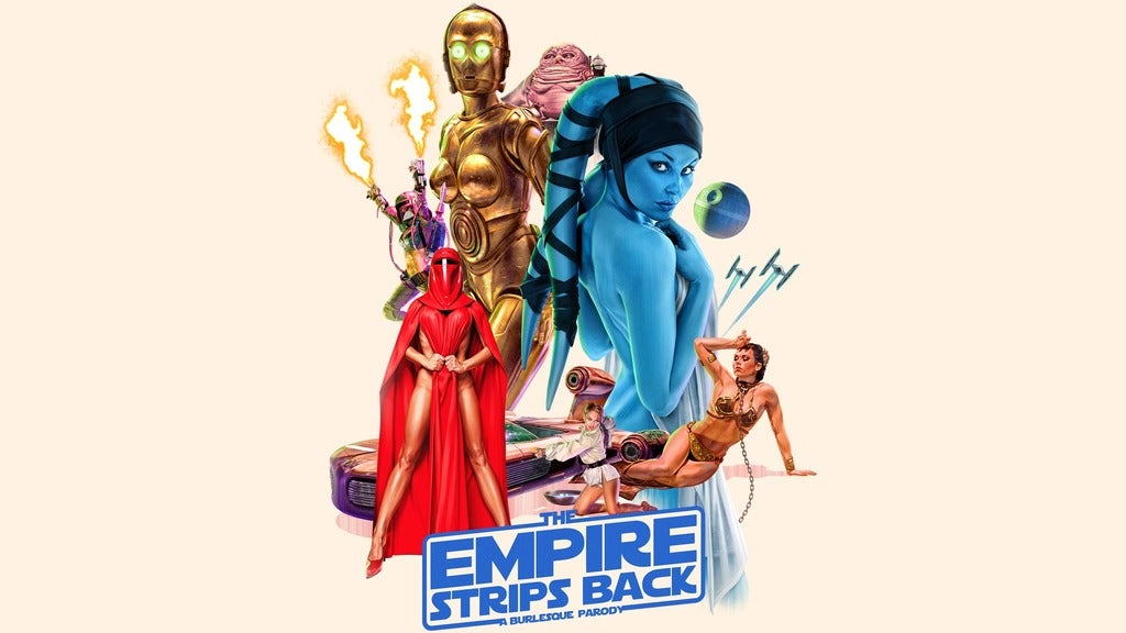 Hotels near The Empire Strips Back Events