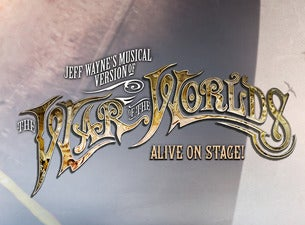 Jeff Wayne's Musical Version of The War of The Worlds Motorpoint Arena Cardiff Seating Plan