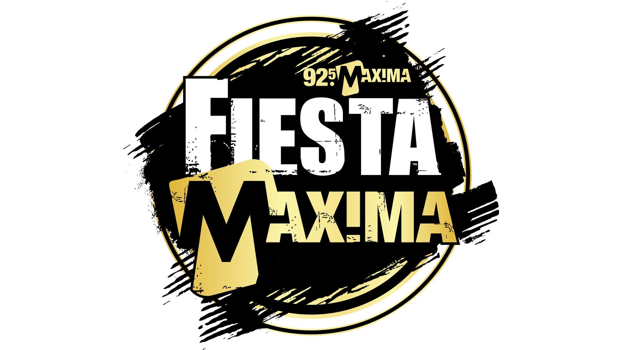 Fiesta Maxima 2017 featuring Daddy Yankee and Gente De Zona