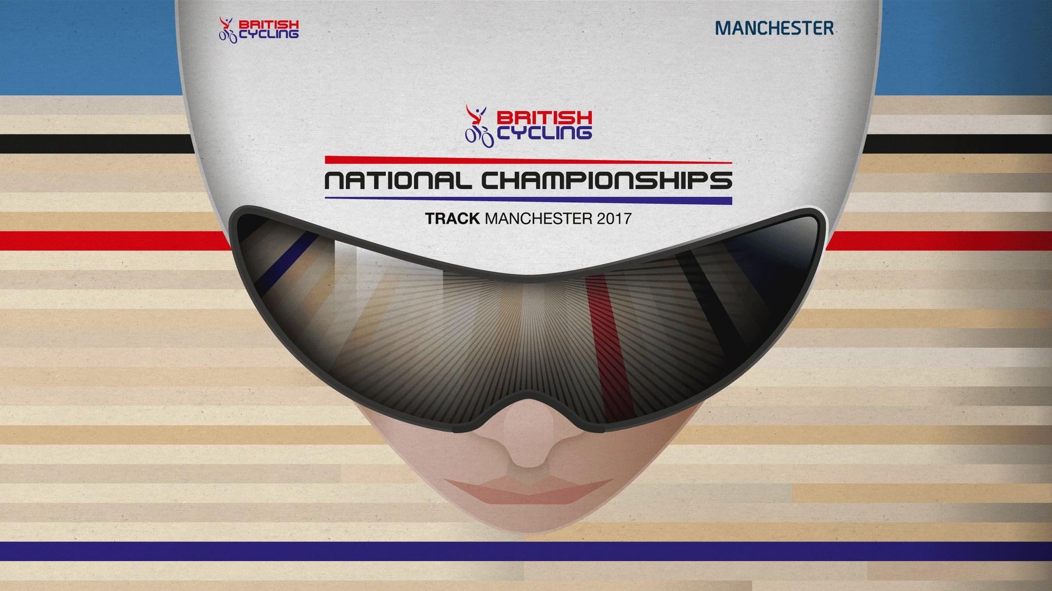 British Cycling National Track Championships