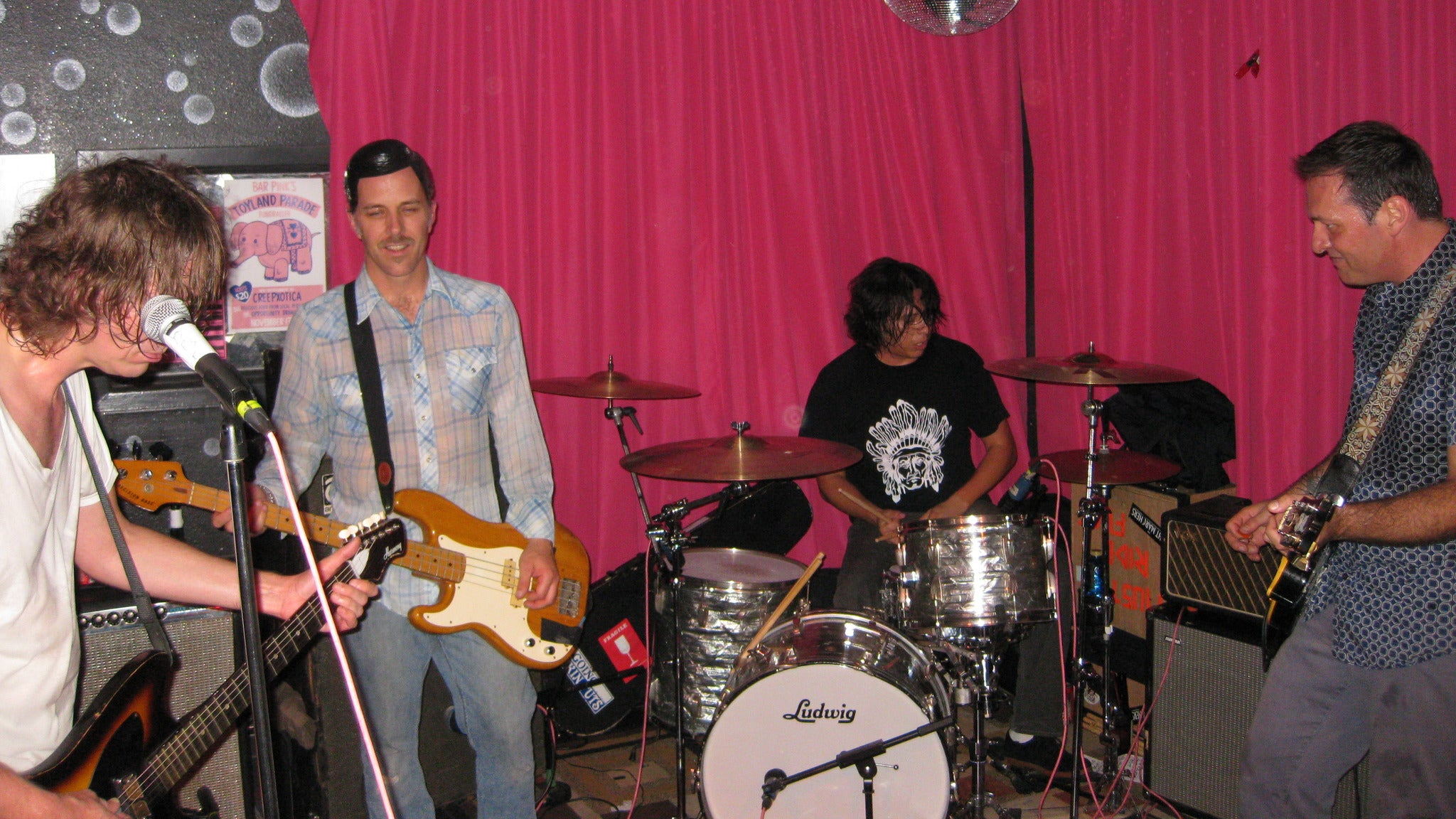 Hot Snakes with Le Butcherettes at Observatory North Park