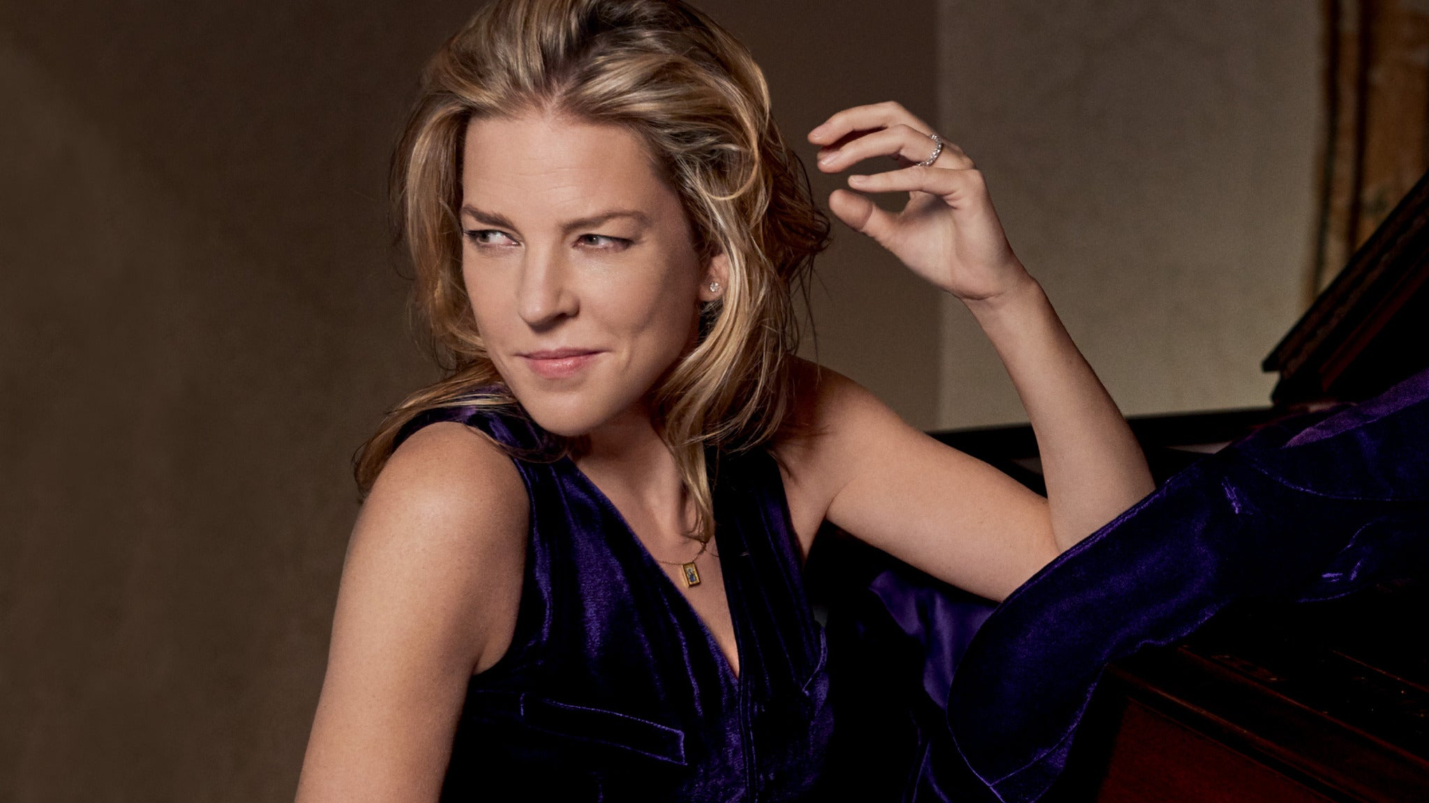 Diana Krall at Weill Hall at Sonoma State University