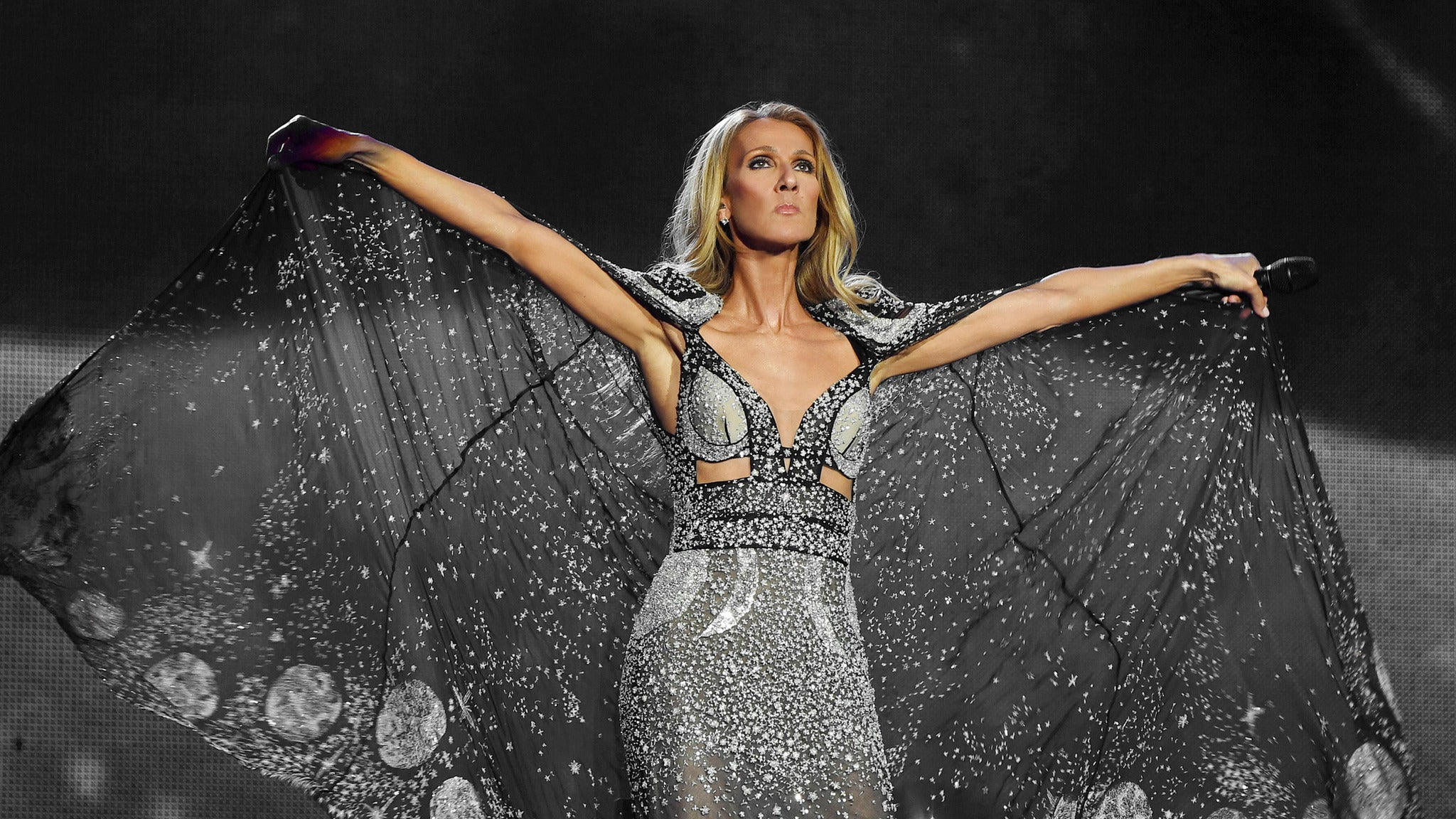 Celine Dion: Courage World Tour at Capital One Arena - Washington, DC 20004
