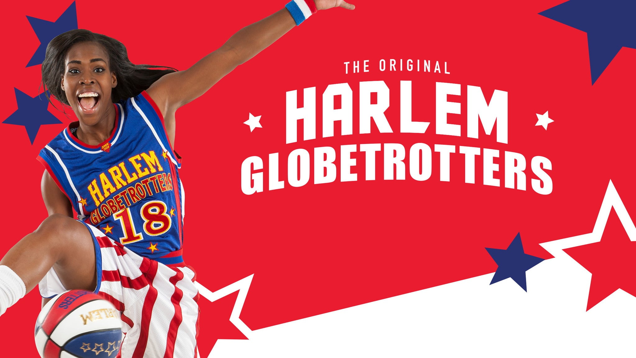 Harlem Globetrotters at Resch Center