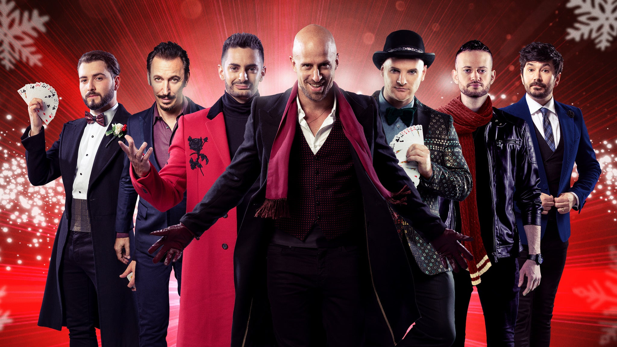 The Illusionists - Magic of the Holidays (Touring)