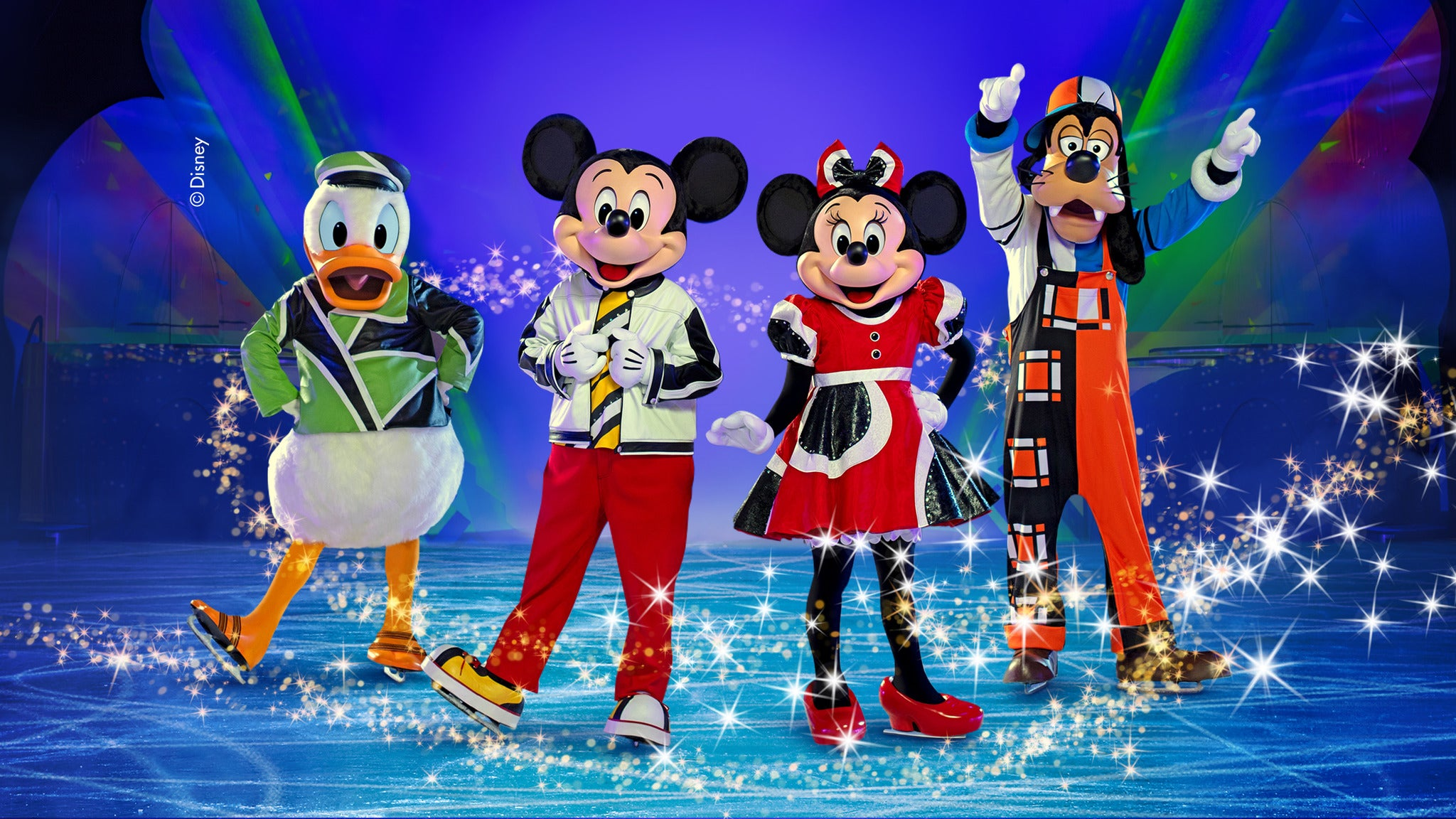 Disney On Ice: Mickey's Search Party at Jim Norick Arena