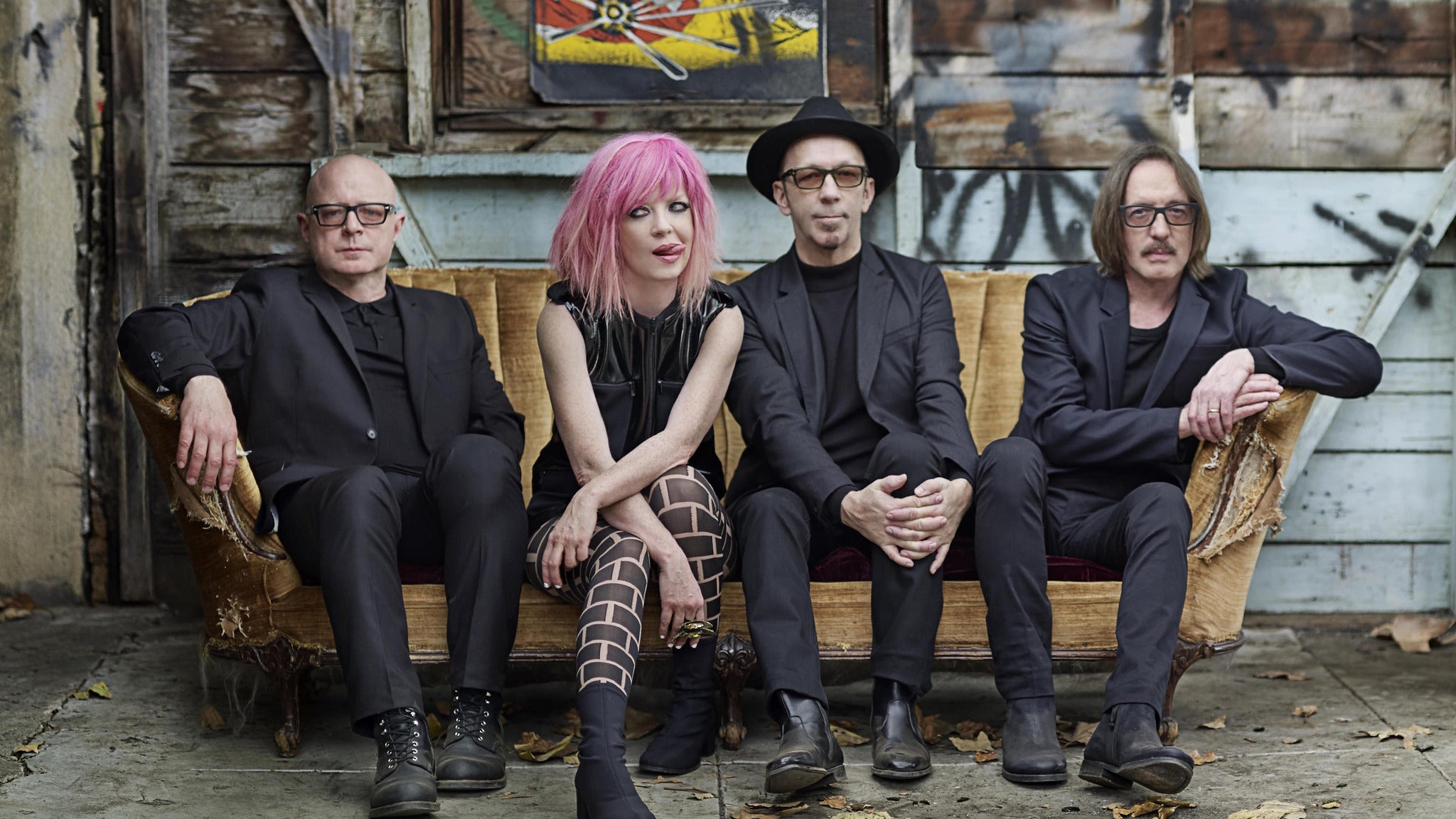 Garbage at Fox Theater - Oakland