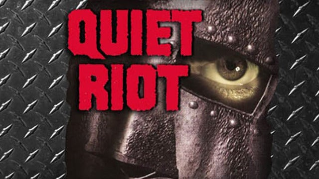 Quiet Riot at BLK Live