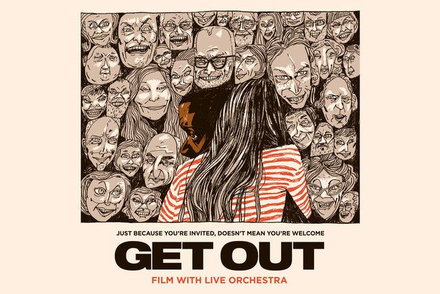 Get Out - Film with Live Orchestra Bridgewater Hall Seating Plan