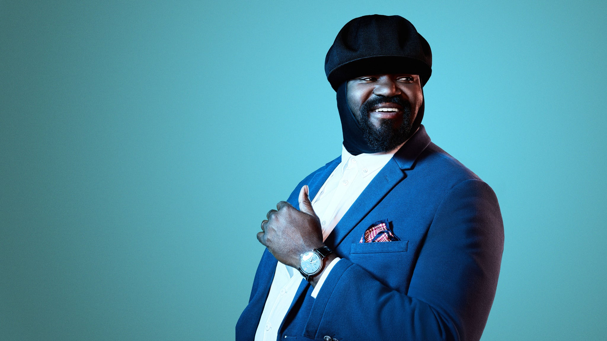 Gregory Porter at Balboa Theatre - San Diego, CA 92101