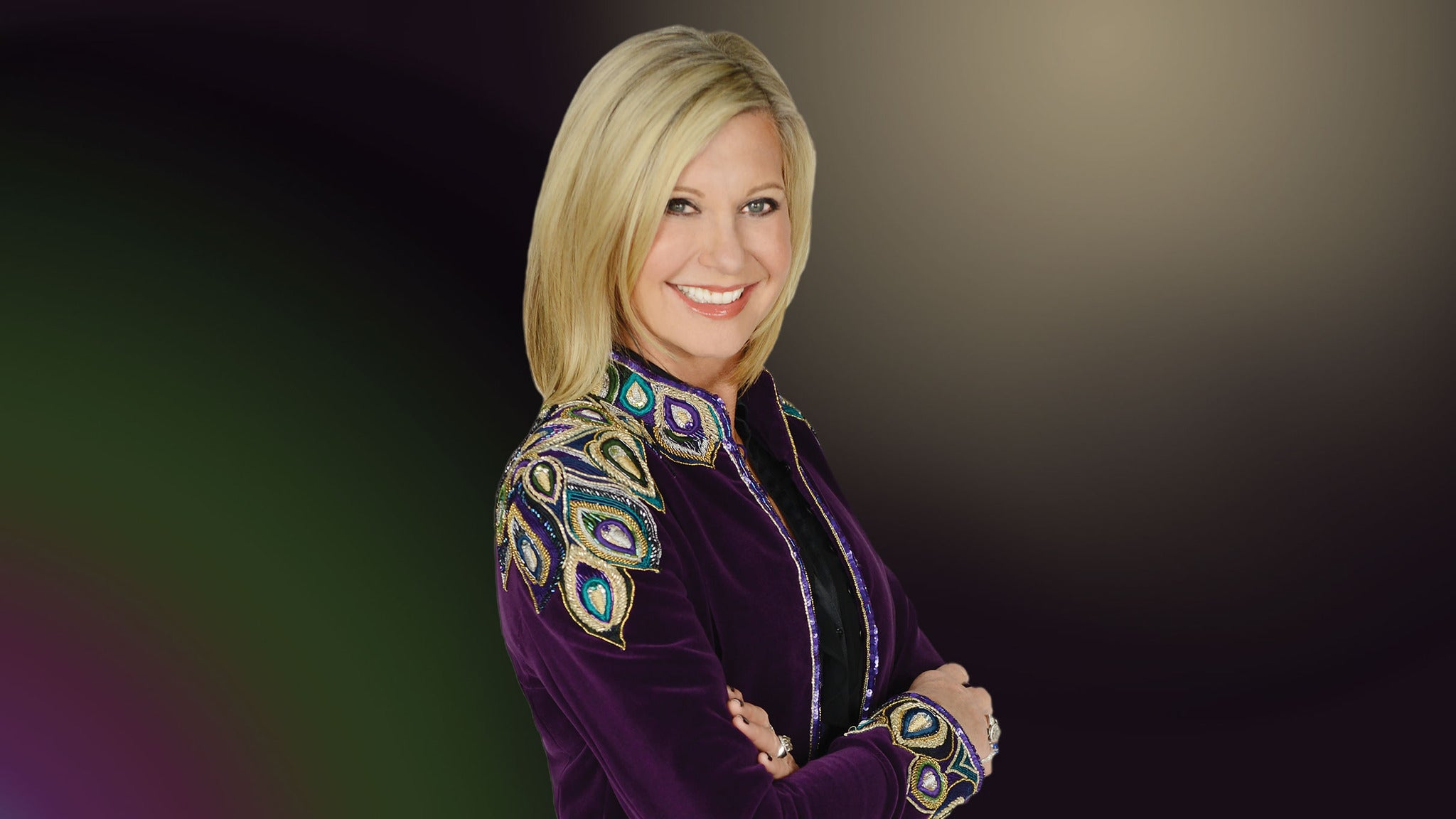 Olivia Newton-John at Genesee Theatre