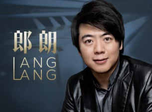 Lang Lang at Segerstrom Center for the Arts-Segerstrom Hall
