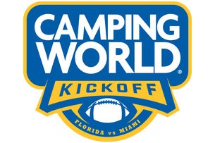 Camping World Kickoff: Miami vs Florida