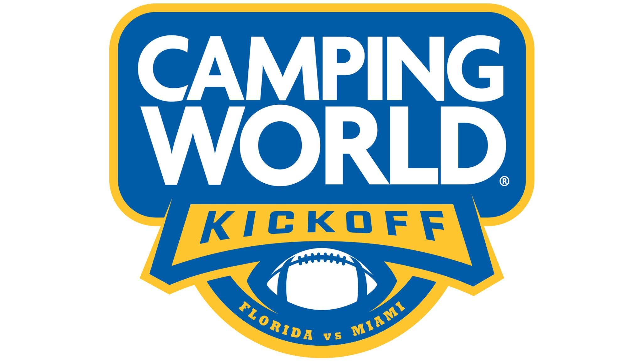 Camping World Kickoff: Miami v Florida