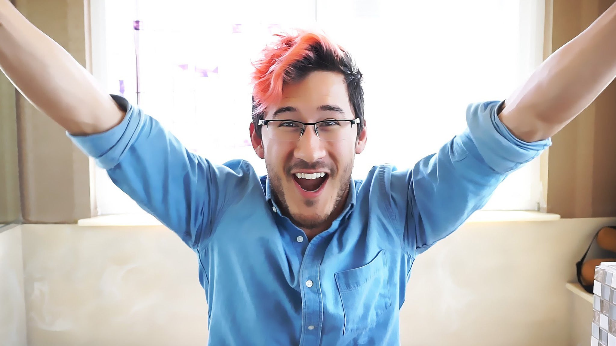 Markiplier's You're Welcome Tour at Comerica Theatre