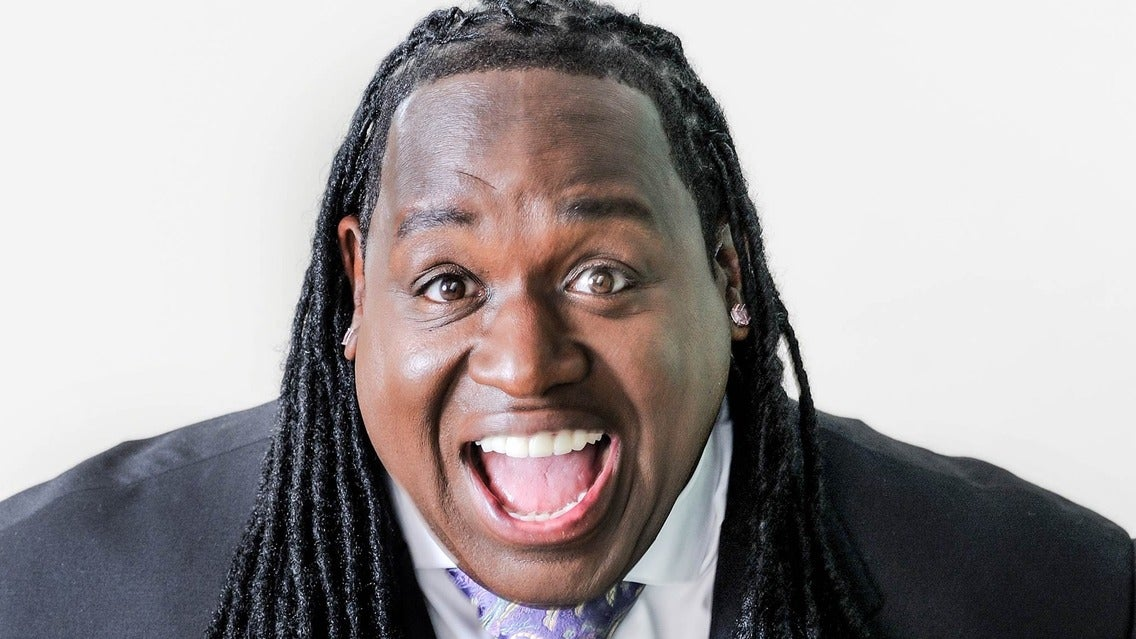 Bruce Bruce at Denver Improv
