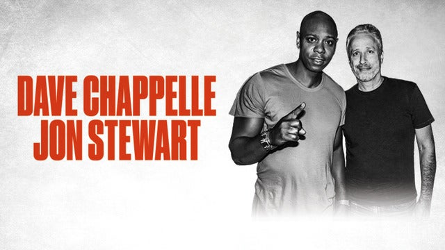 Dave Chappelle & Jon Stewart - Vip Packages Seating Plans