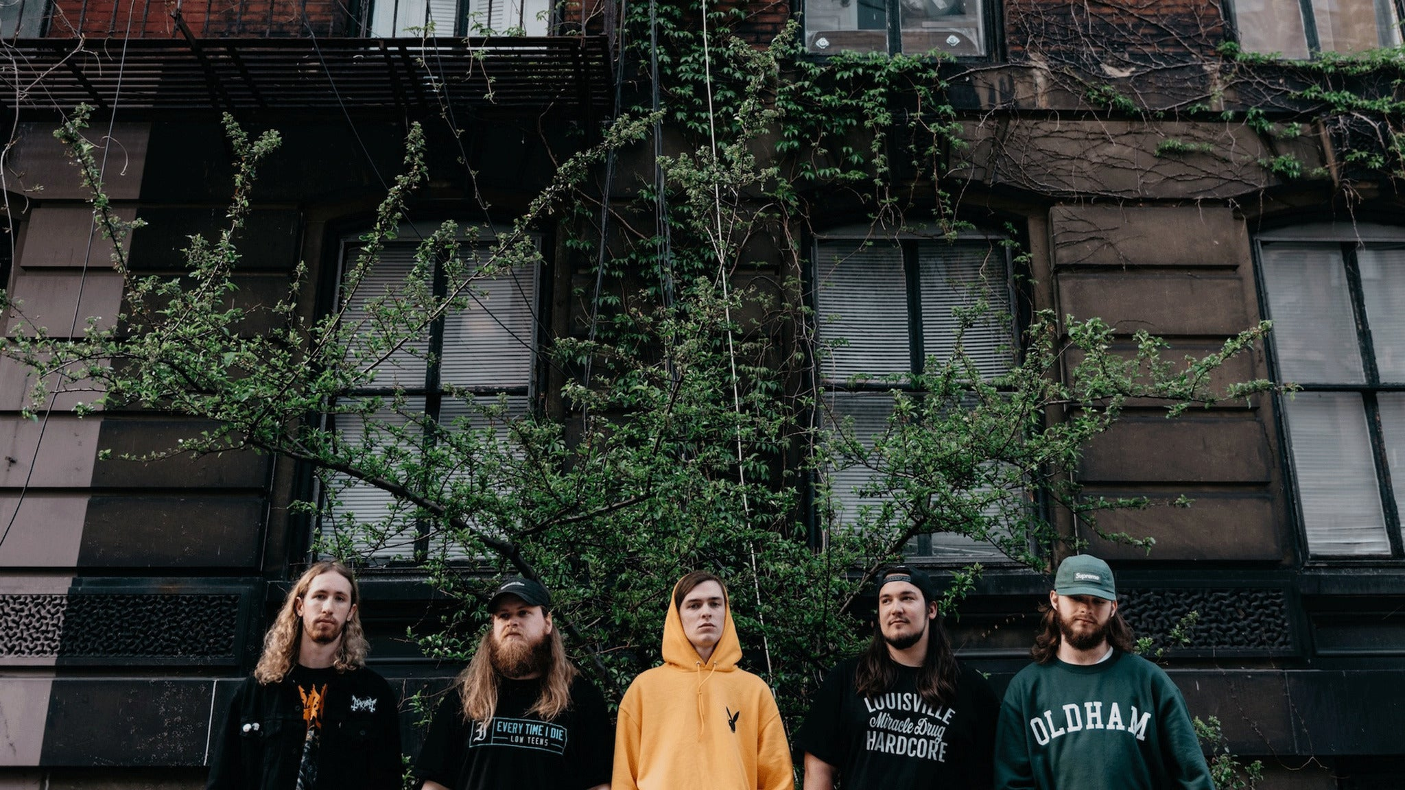 Knocked Loose, Dead Heat, Hands of Gods, Gulch at Strummer's
