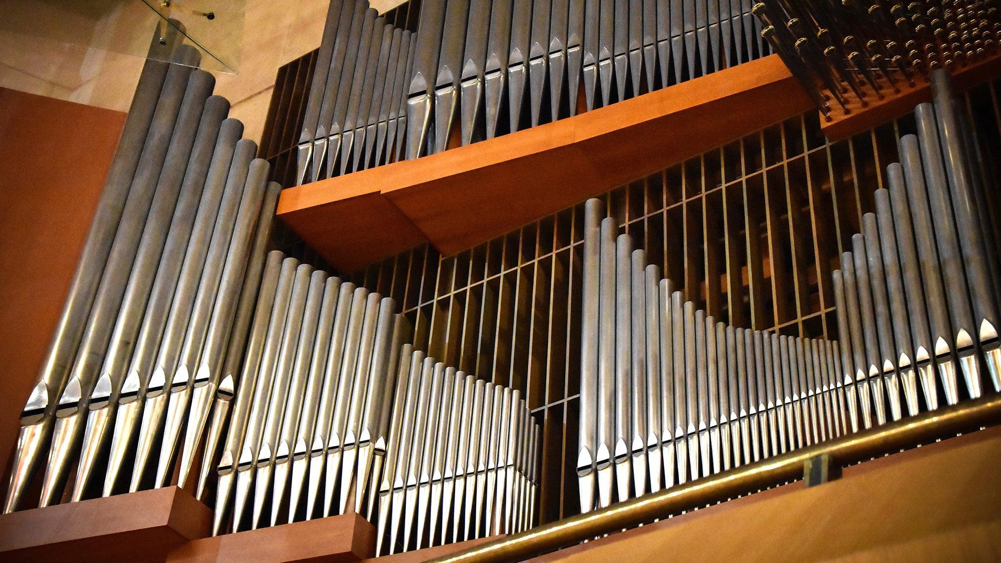 Grand Organ Gala tickets (Copyright © Ticketmaster)