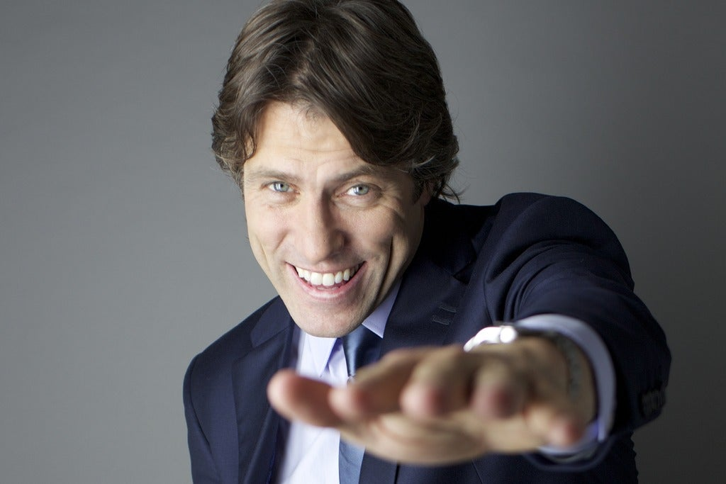 John Bishop - Winging It