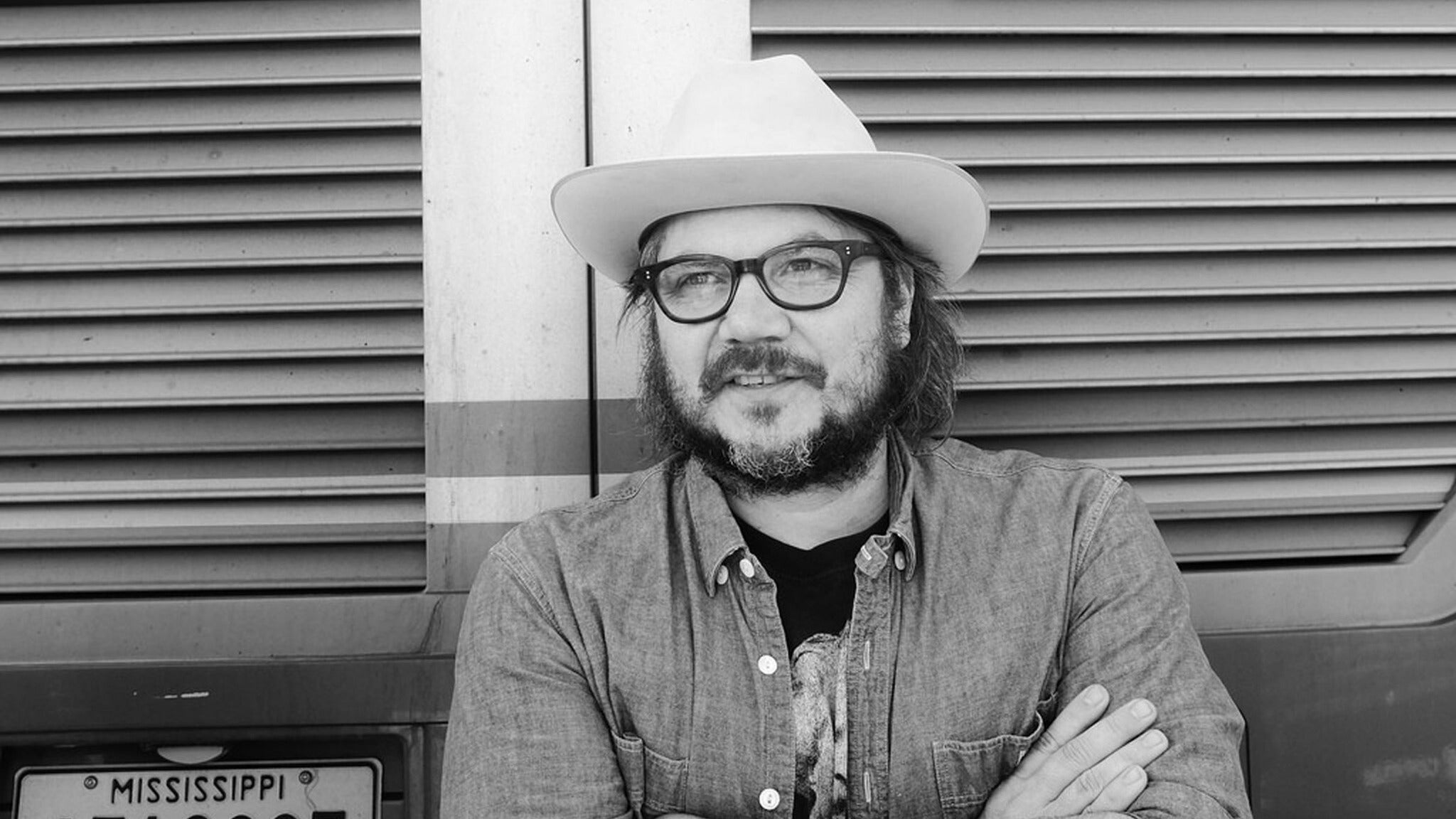 Jeff Tweedy at Bing Crosby Theatre