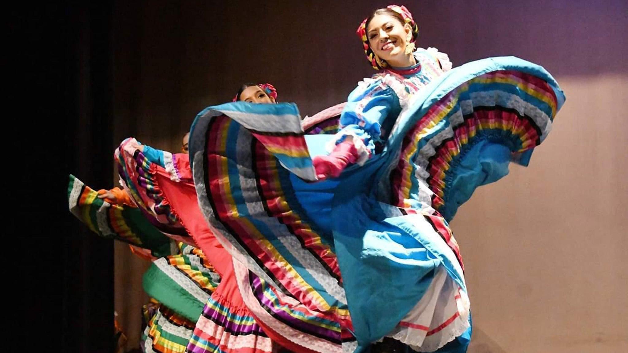 Navidad Folklorica at Plaza Del Sol Performance Hall - CSUN