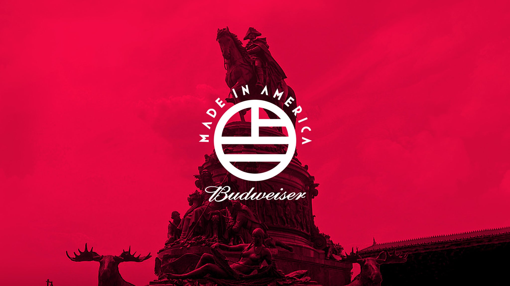 Budweiser Made in America Festival at Ben Franklin Parkway