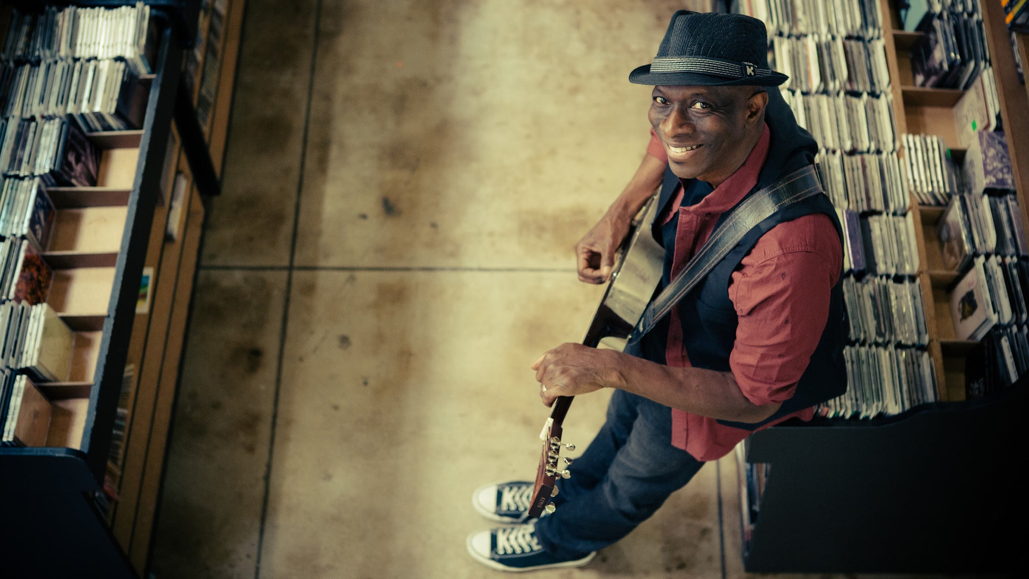 Keb' Mo' at Tower Theatre - Oklahoma City