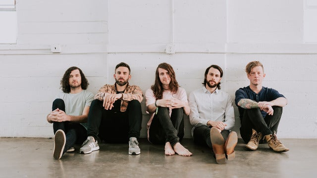 Mayday Parade + the Wonder Years