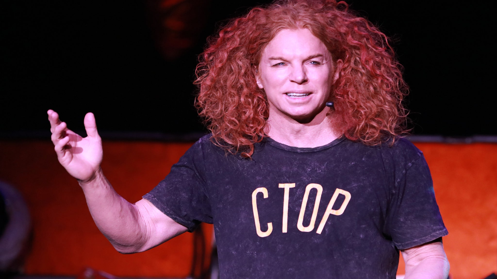 Carrot Top at Ameristar Casino and Hotel